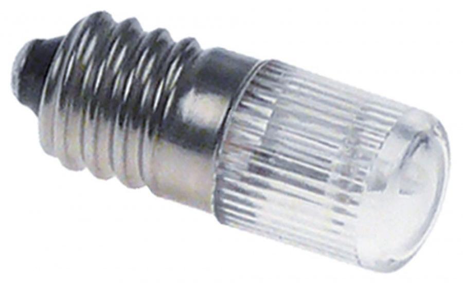 light bulb socket E10 220V ø 10mm L 26mm 3597 | horecatiger